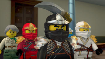 Episodio 7 (TTemporada 2) de LEGO Ninjago: Masters of Spinjitzu