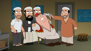 Episodio 16 (TTemporada 11) de Family Guy