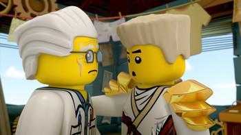 Episodio 9 (TTemporada 2) de LEGO Ninjago: Masters of Spinjitzu