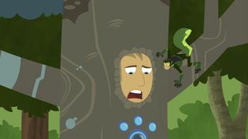 Episodio 20 (TTemporada 1) de Los hermanos Kratts