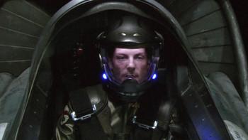 Episodio 14 (TTemporada 1) de Battlestar Galactica