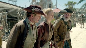 Episodio 4 (TBlack Sails: Temporada 2) de Black Sails