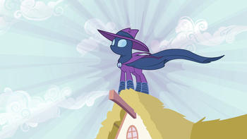 Episodio 8 (TTemporada 2) de My Little Pony: Friendship Is Magic