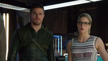 Episodio 8 (TTemporada 3) de Arrow
