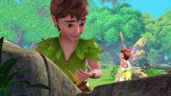 Episodio 20 (TTemporada 1) de Las nuevas aventuras de Peter Pan