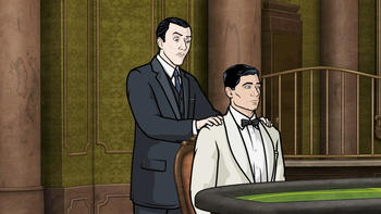 Episodio 11 (TTemporada 2) de Archer