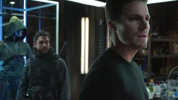 Episodio 9 (TTemporada 2) de Arrow