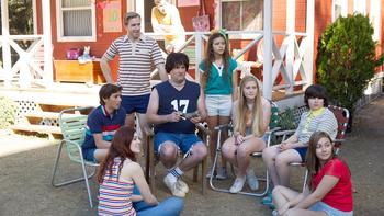 Episodio 3 (TTemporada 1) de Wet Hot American Summer