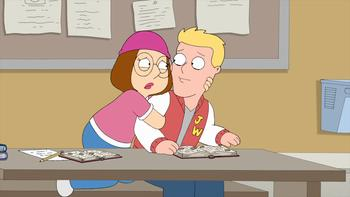 Episodio 8 (TTemporada 11) de Family Guy