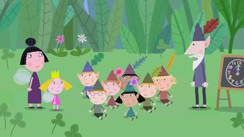 Episodio 10 (TTemporada 1) de Ben & Holly's Little Kingdom