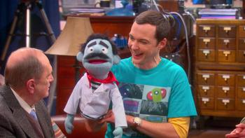 Episodio 22 (TTemporada 6) de The Big Bang Theory