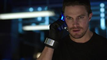 Episodio 19 (TTemporada 3) de Arrow