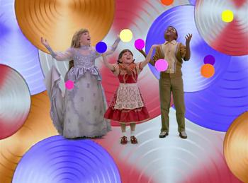Episodio 6 (TTemporada 2) de Pee-wee's Playhouse
