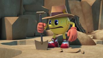 Episodio 21 (TTemporada 2) de Pac-Man y las Aventuras Fantasmales