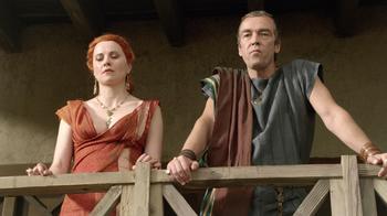 Episodio 8 (TBlood and Sand) de Spartacus
