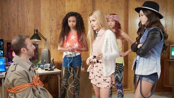 Episodio 3 (TTemporada 1) de Project Mc²