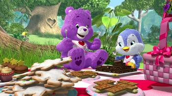 Episodio 1 (TTemporada 2) de Los osos amorosos y sus primos