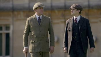 Episodio 7 (TTemporada 1) de Downton Abbey