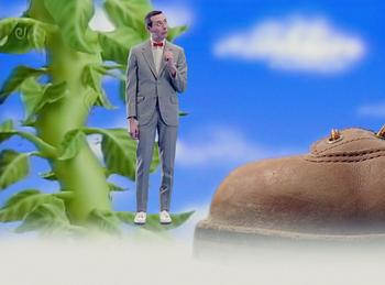 Episodio 3 (TTemporada 4) de Pee-wee's Playhouse