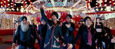 Netflix box art for Singh Is Kinng