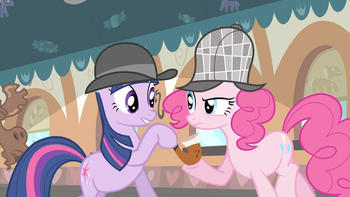 Episodio 24 (TTemporada 2) de My Little Pony: Friendship Is Magic