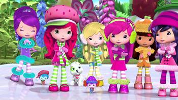 Episodio 13 (TTemporada 2) de Strawberry Shortcake: Berry Bitty Adventures