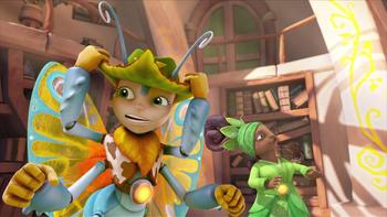Episodio 5 (TTemporada 1) de Tree Fu Tom