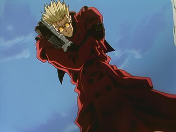 Episodio 13 (TThe Complete Series) de Trigun