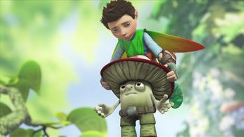 Episodio 21 (TTemporada 1) de Tree Fu Tom