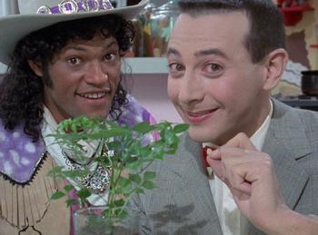 Episodio 8 (TTemporada 2) de Pee-wee's Playhouse