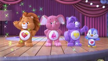 Episodio 5 (TTemporada 1) de Los osos amorosos y sus primos