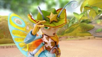 Episodio 1 (TTemporada 1) de Tree Fu Tom