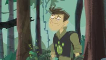 Episodio 4 (TTemporada 1) de Los hermanos Kratts