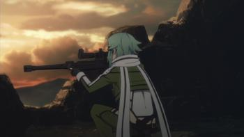 Episodio 2 (TTemporada 1) de Sword Art Online II