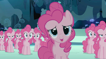 Episodio 3 (TTemporada 3) de My Little Pony: Friendship Is Magic