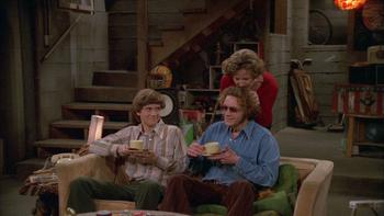 Episodio 24 (TTemporada 1) de That '70s Show
