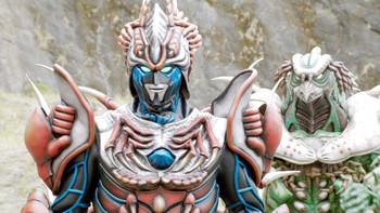Episodio 9 (TMegaforce) de Power Rangers: Megaforce