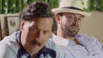 Episodio 56 (TTemporada 1) de Pablo Escobar, el patrón del mal