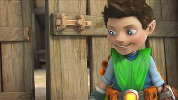 Episodio 13 (TTemporada 1) de Tree Fu Tom