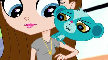 Episodio 18 (TTemporada 3) de Littlest Pet Shop