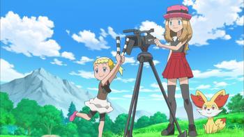 Episodio 21 (TXY) de Pokémon: XY