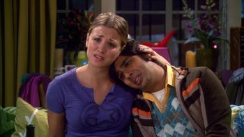 Episodio 4 (TTemporada 5) de The Big Bang Theory