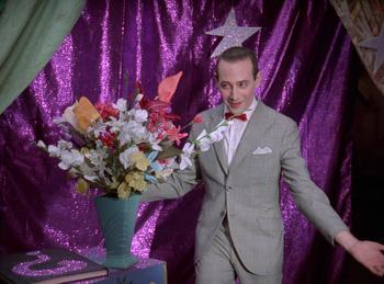 Episodio 4 (TTemporada 1) de Pee-wee's Playhouse