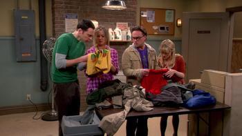 Episodio 3 (TTemporada 7) de The Big Bang Theory