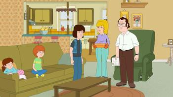 Episodio 2 (TTemporada 1) de F Is for Family
