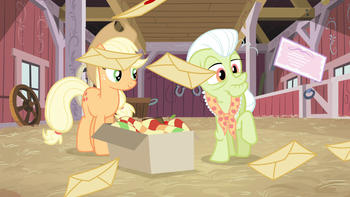Episodio 9 (TTemporada 3) de My Little Pony: Friendship Is Magic