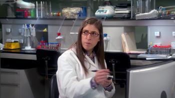 Episodio 5 (TTemporada 7) de The Big Bang Theory