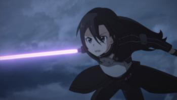 Episodio 12 (TTemporada 1) de Sword Art Online II
