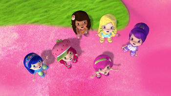 Episodio 17 (TTemporada 1) de Strawberry Shortcake: Berry Bitty Adventures