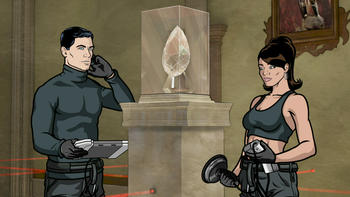 Episodio 8 (TTemporada 1) de Archer